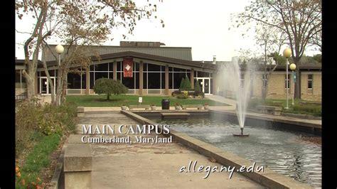 rmg  tv ad campaign  allegany college