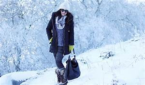Warm Winter Outfits for Snow Days - Darling Darleen | A Lifestyle Design Blog