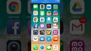 Reset Home Screen Layout