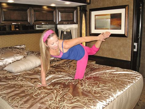 Stay Fit In Your Rv