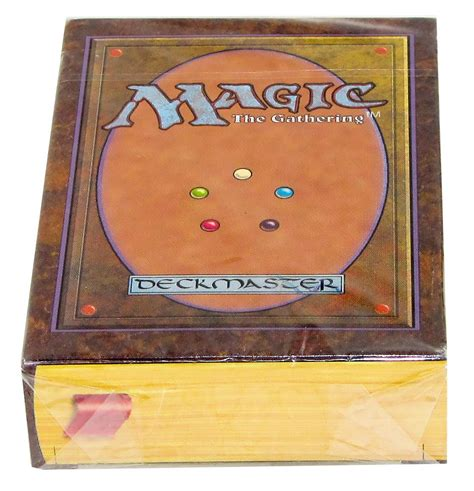 Mtg Alpha Starter Deck Box by Magic The Gathering Alpha Starter Deck Incredibly