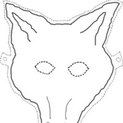 molde de mascara de lobo mau imprimir imagui molde de mascara de lobo mau imprimir