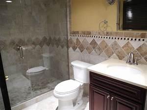 Small bathroom remodel repair guide homeadvisor for Bathroom remodel order of tasks