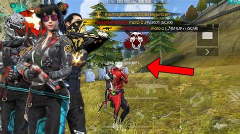 """This is a video imagenes de free fire dibujos may be you like for reference. ASI JUEGA UNA SQUAD DE """"CHICAS HEROICAS"""" - FREE FIRE !! - YouTube"""