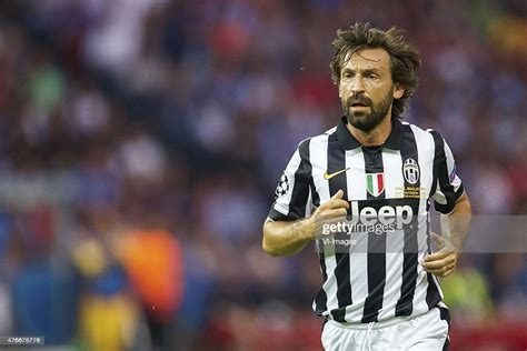 Andrea Pirlo of Juventus FC during the UEFA Champions ...