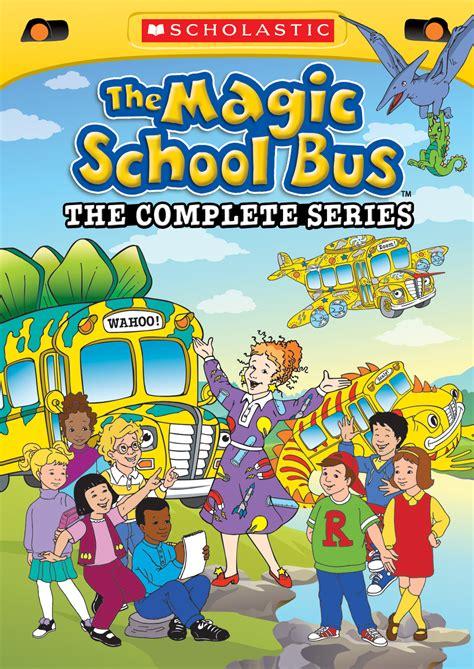 the magic school the complete series scholastic