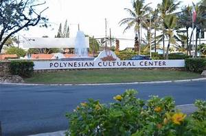 Entrance to the PCC - Picture of Polynesian Cultural ...
