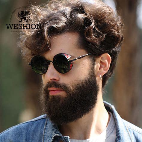 steampunk sunglasses goggles polarized men women  sun