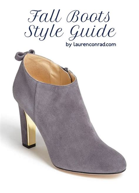 Style Guide How Find The Perfect Fall Boots Wear