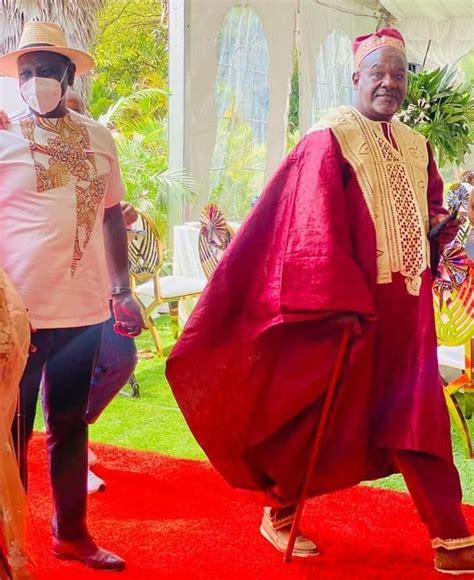 Alexander ezenagu is an international tax expert and legal practitioner. June Ruto's Engagement Party: Meet DP Ruto's Daughter Fiancé, Nigerian Dr. Alexander Ezenagu ...
