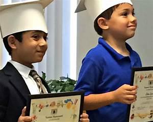 Kindergarten Graduation, Suntree Montessori