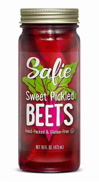Beets Pickled Sweet Safie Jar Choose 16oz
