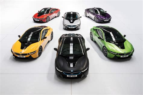 bmw i8 colors bmw offers individual colors for the i8 hybrid sportscar
