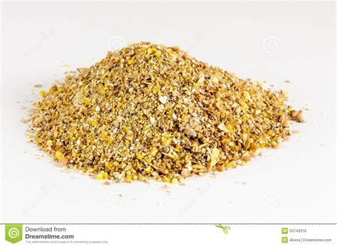 Poultry Feed Animal Farm Raw Material. Image