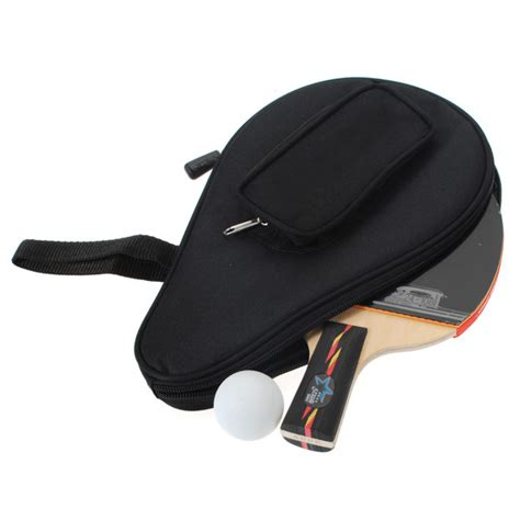 table tennis bat case waterproof table tennis racket ping pong paddle bat bag