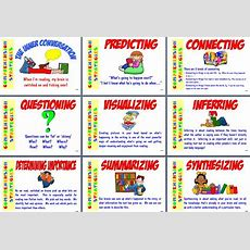 Comprehension  Margd Teaching Posters