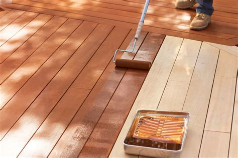 Stain Colors For Cedar Decks