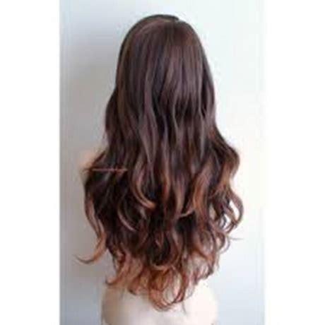 stufen lange haare