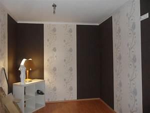 Fototapete Auf Raufaser : tapezieren von vliestapete papiertapete tapeten fototapete ~ Markanthonyermac.com Haus und Dekorationen
