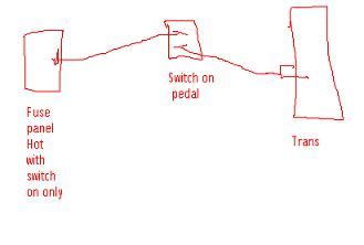 One Wire Switch The Present
