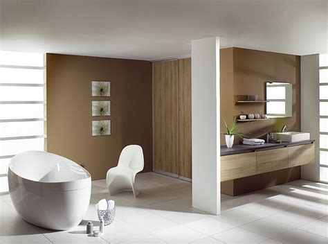 Modern Bathroom Designs From Schmidt