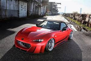 2016 Mazda Mx-5 Tuned By Kuhl Racing Looks Riced