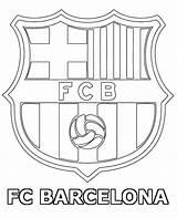 Coloring Manchester Barcelona Kleurplaat Voetbal Barca Soccer Fc Football Draw Logos Sheets Bologna Template Kleurplatenl sketch template