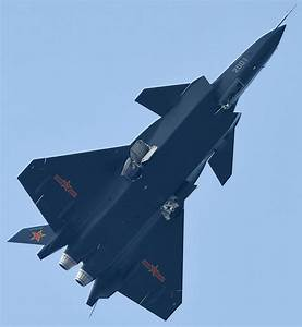 J-20 Stealth Fighter: China's First Strike Weapon