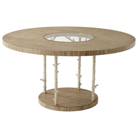 theodore alexander dining table theodore alexander corallo 5405 321chc wynwood ii round