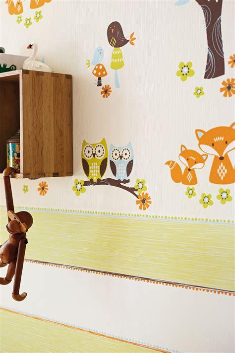 Kinderzimmer Gestalten Eulen by Eulen Und F 252 Chse Im Kinderzimmer Berlinfreckles