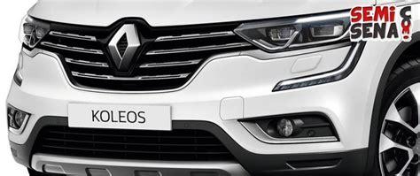 Gambar Mobil Renault Koleos by Harga Renault Koleos Review Spesifikasi Gambar Agustus