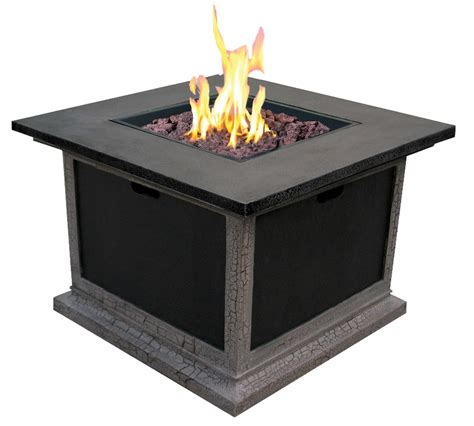 34 5 39 39 Ravenswood Large Outdoor Gas Fire Table