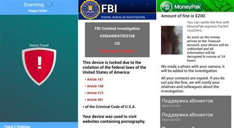 do cell phones get viruses guide to remove or fbi on android phone