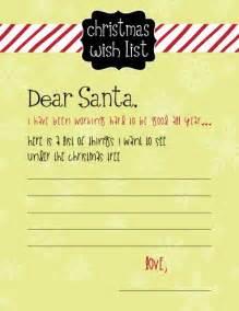 Best 25 Santa wish list ideas on Pinterest