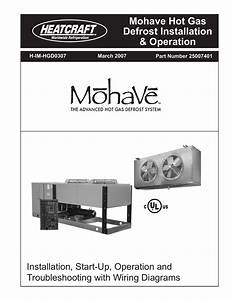 Mohave Hot Gas Defrost Installation  U0026 Operation