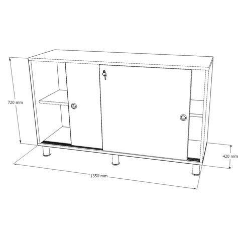 dimension bureau armoire de bureau pour rangement et archivage meuble
