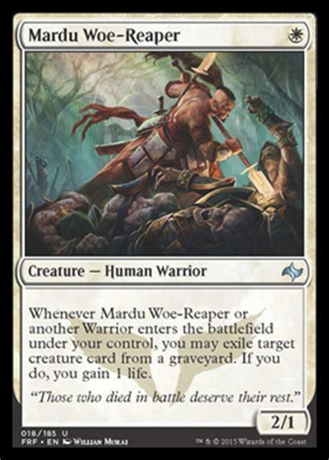 mardu woe reaper fate reforged visual spoiler