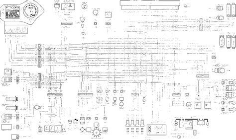 Wiring Diagram Honda Cbr Kappa Motorbikes