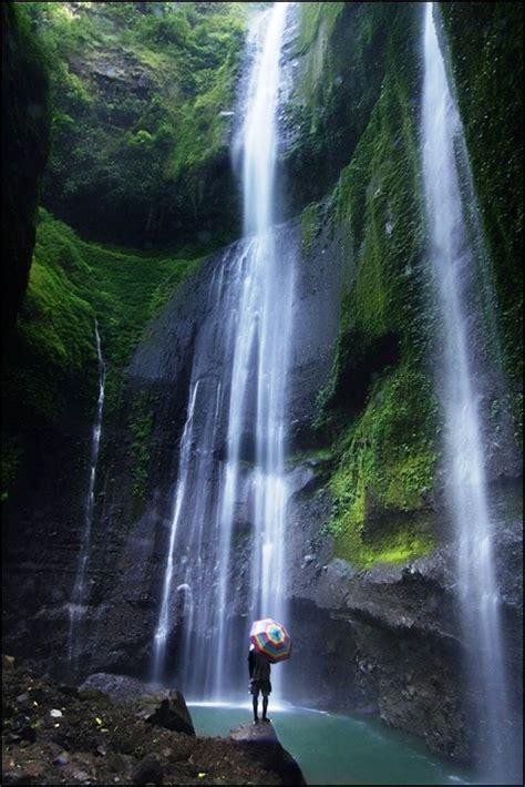 wisata probolinggo air terjun madakaripura songa rafting