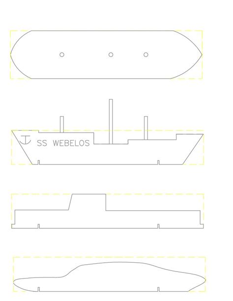 Pinewood Derby Template Pinewood Derby Car Templates Cub Scout Pinewood Derby
