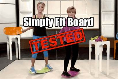 Simply Board Lab Fitness Functional Test Mobility