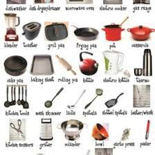 Kitchen Accessories With Names by Sialkot Bazar