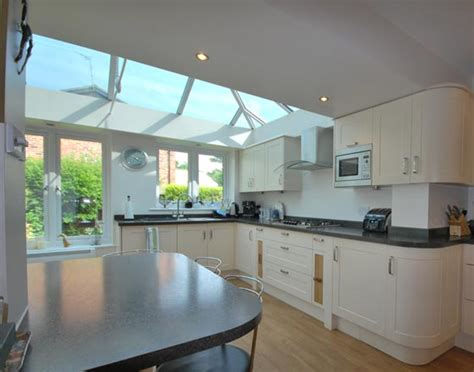 inspiration   kitchen extension crystal living
