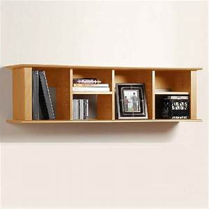 organized wall mount bookshelf for more room space With wall mounted shelf the types and simple ideas