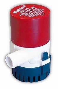 Rule 25sa Automatic Bilge Pump  500 Gph  12 Volts