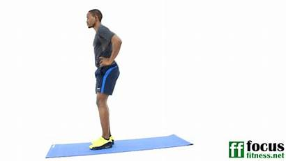 Stand Lunges Leg Workout Burn Hold Fitness