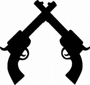Crossed Guns   Clipart Panda - Free Clipart Images