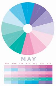 The Colors Of May