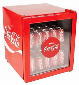 Coca Cola Kühlschrank Mini : coca cola glass front mini fridge from husky ~ Markanthonyermac.com Haus und Dekorationen