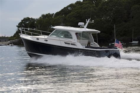 Back Of A Boat by Images Of The Back Cove 32 East Motor Boat Built In